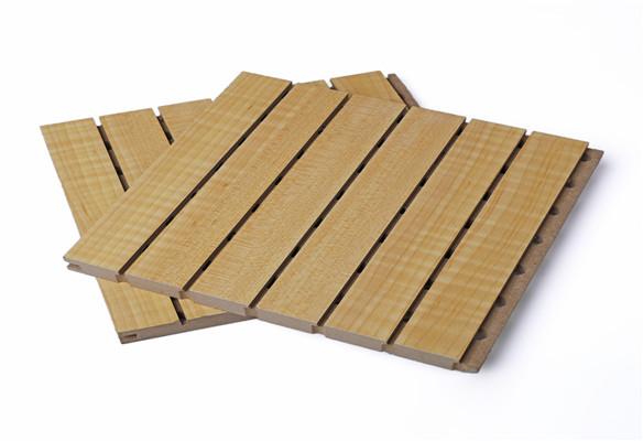 木质吸音板06