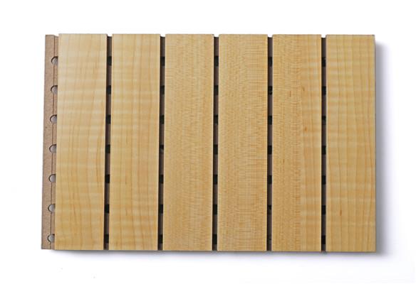 木质吸音板07