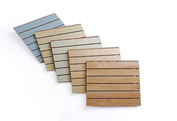 木质吸音板08