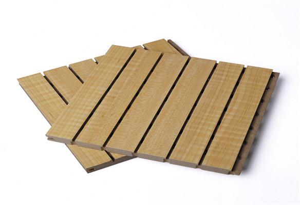 木质吸音板09