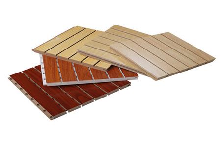 木质吸音板02