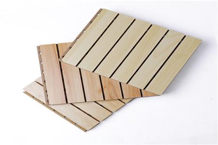 木质吸音板03