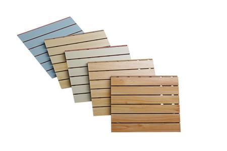 木质吸音板04